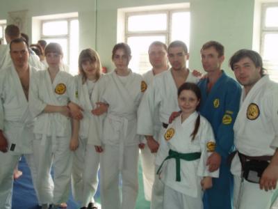 Ростовская делегация в Киеве